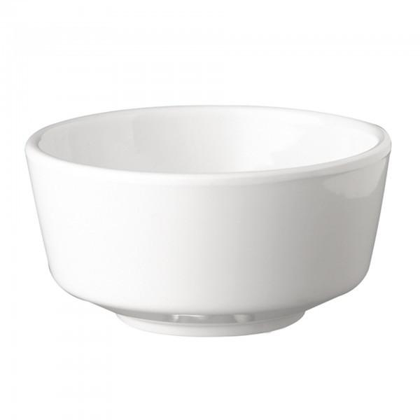 Schale - Melamin - weiß - rund - Serie Float - APS 83900