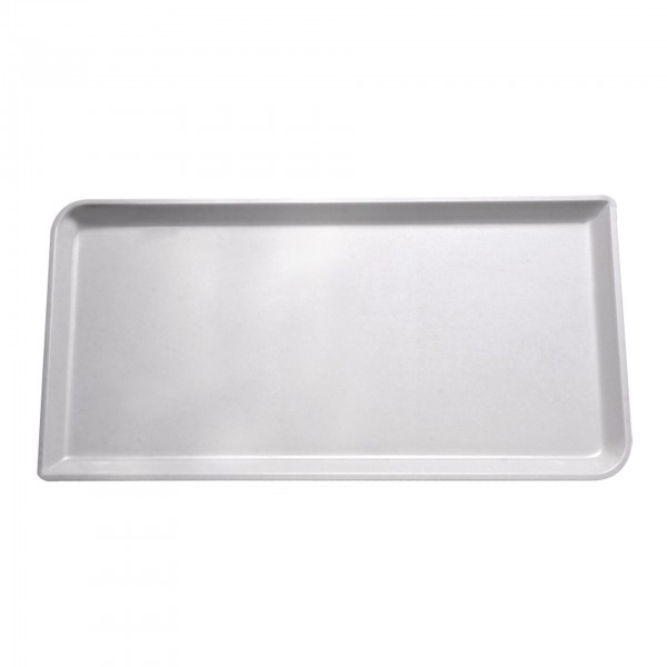 Tablett - Melamin - weiß - Serie Systemtheke - APS 84050