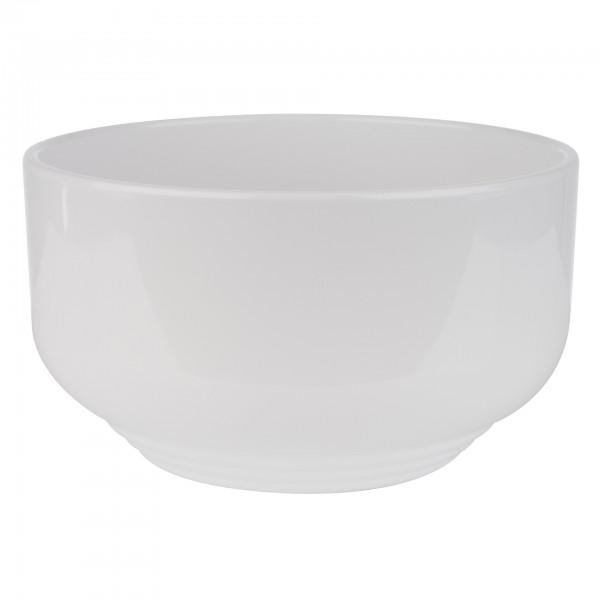 Schale - Melamin - weiß - rund - Serie Poke Bowl - 85000