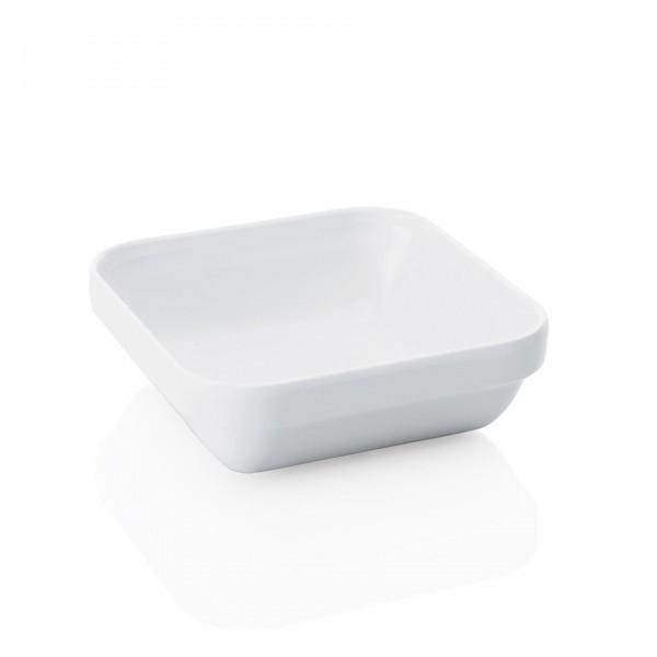 Salatiere - Melamin - weiß - premium Qualität