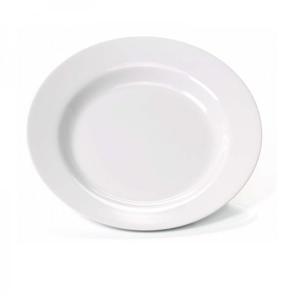 Melamin-Teller - tief - in 2 Größen
